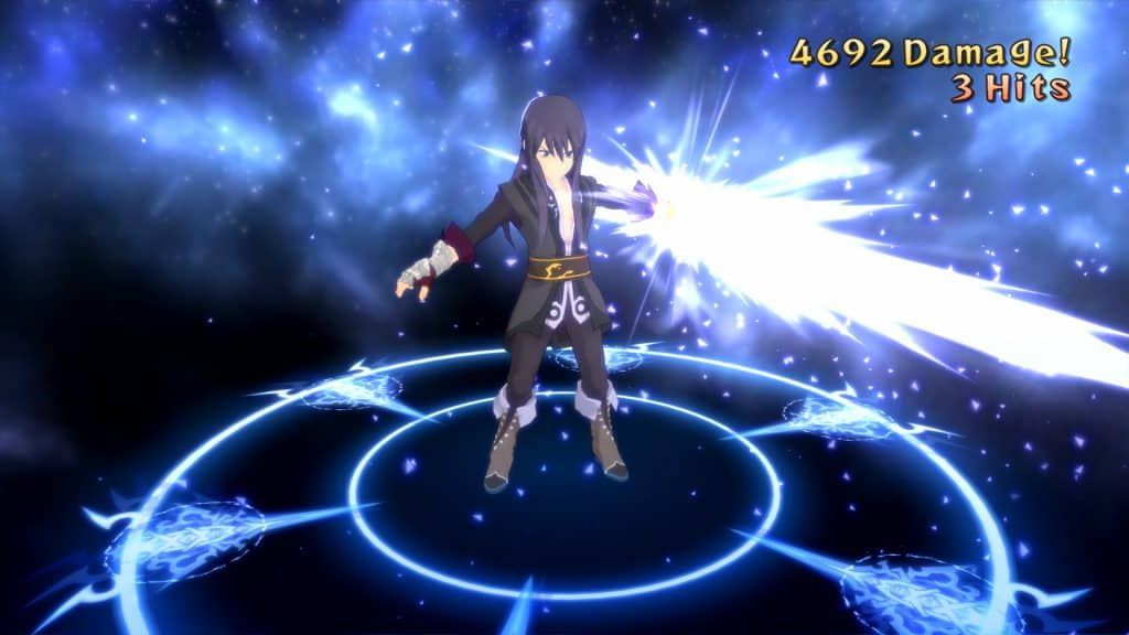 รีวิวเกมส์Tales of Vesperia Definitive Edition